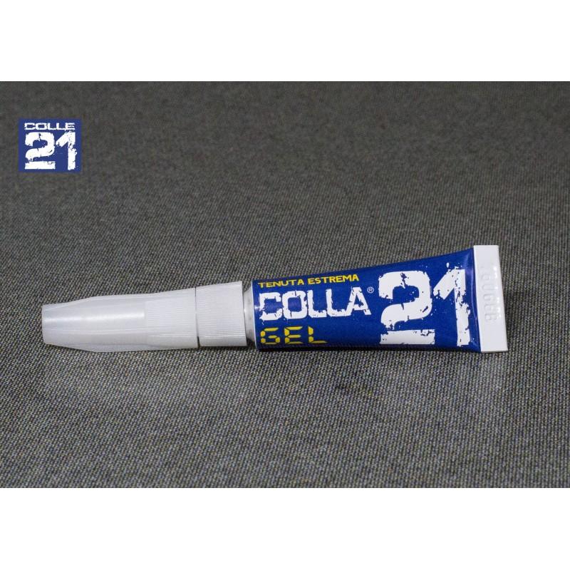 Colle 21 - Tube de colle en gel 3 g