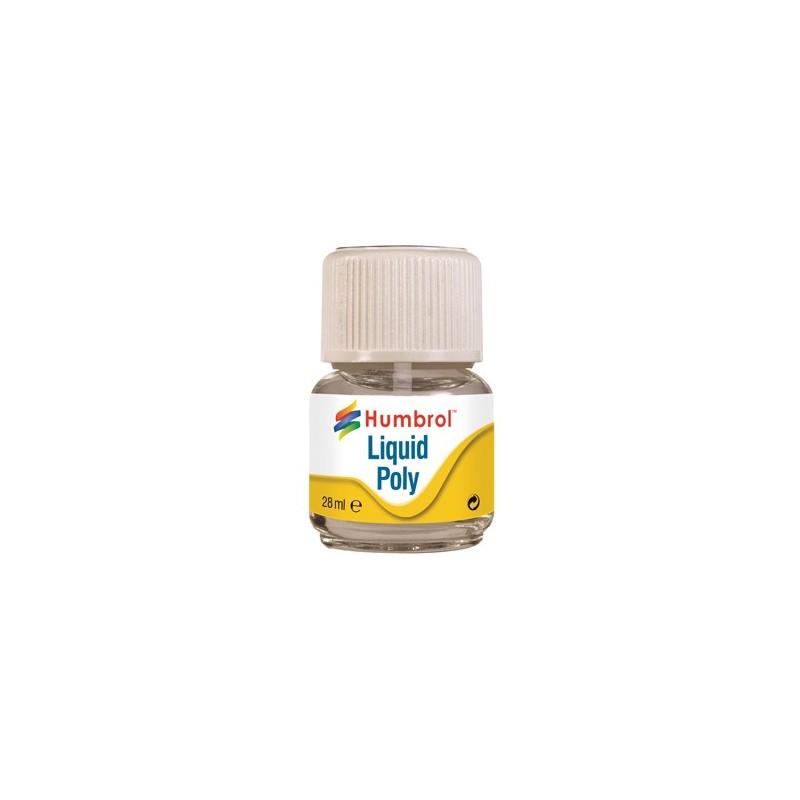 Humbrol AE2500 - Colle Liquide Poly - 28 ml