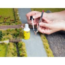 Noch 61121 - Colle figuirines miniatures 30 g
