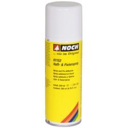 Noch 61152 - Spray fixant pour fixer flocage, feuilles, poudres - 200 ml
