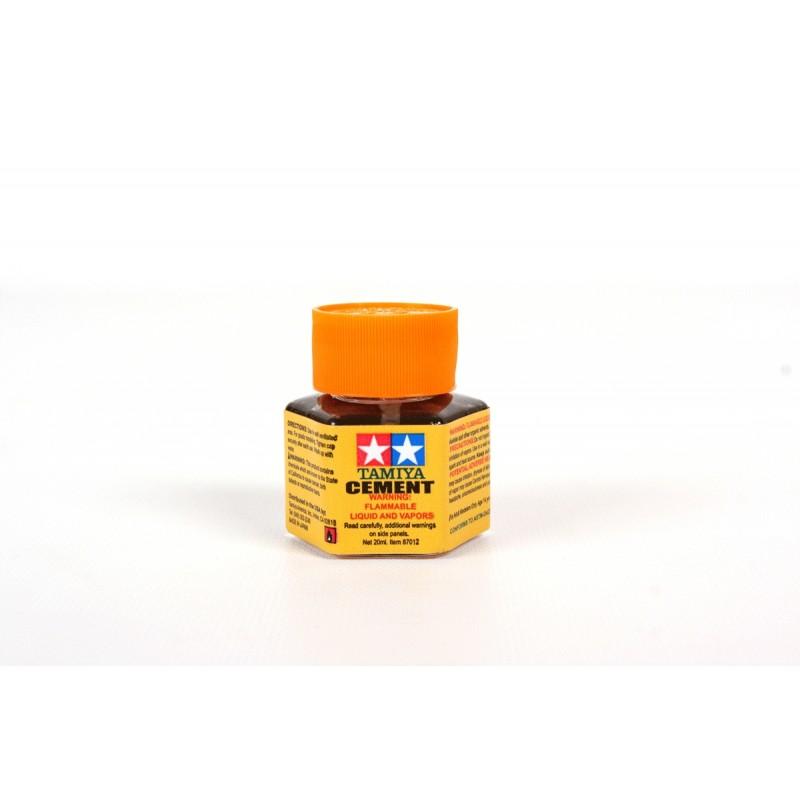 Tamiya 87012 -  Colle liquide avec pinceau - 20 ml