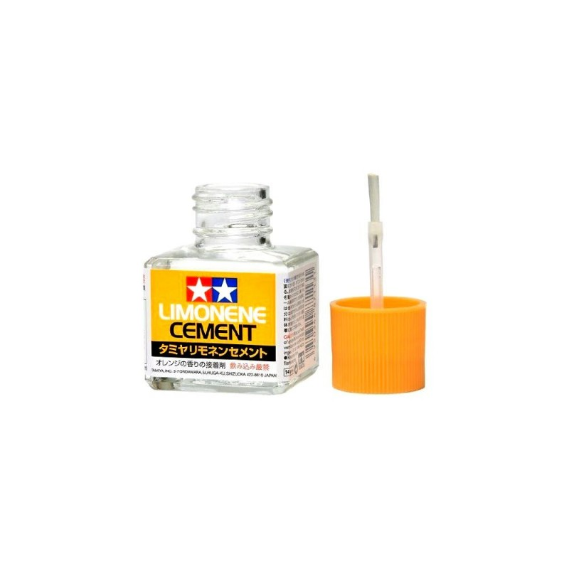 Tamiya 87113 - Petit pot de colle parfumée -  40 ml
